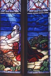 Christ in Gesthemane
