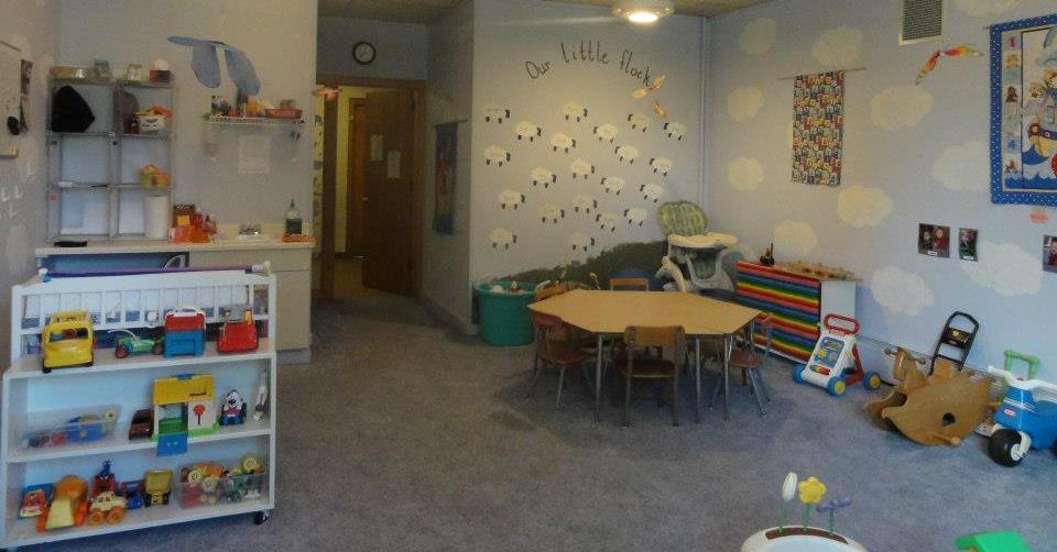 Church Nursery 1