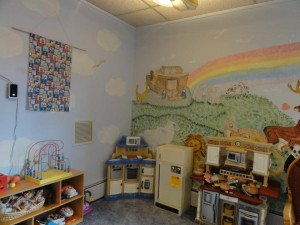 Church nursery 2