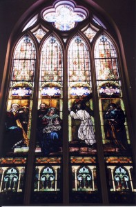 Great East Window (view one)