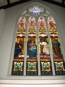 Great East Window (view two)