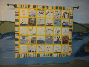 Sunday School Quilt