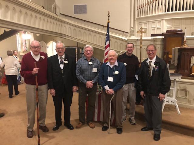 Our church Veterans